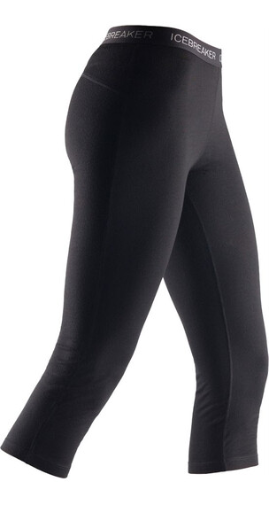 Icebreaker W's Vertex Legless Black (001)